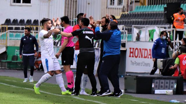 Erzurumspor ligde 9 maç sonra kazandı