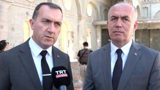 Bağdat Büyükelçisi Yıldız TRT Haber'e konuştu