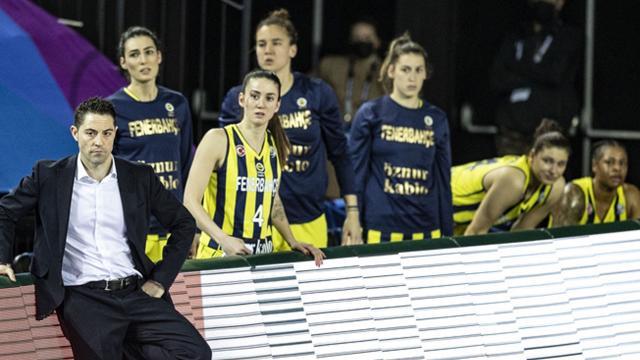 Fenerbahçe Öznur Kablo Avrupada finale yükselemedi