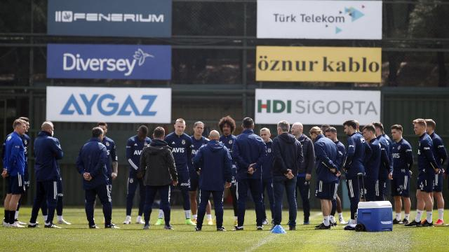 Fenerbahçede pozitif vaka
