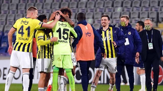 Fenerbahçe zirve takibinde hata yapmadı