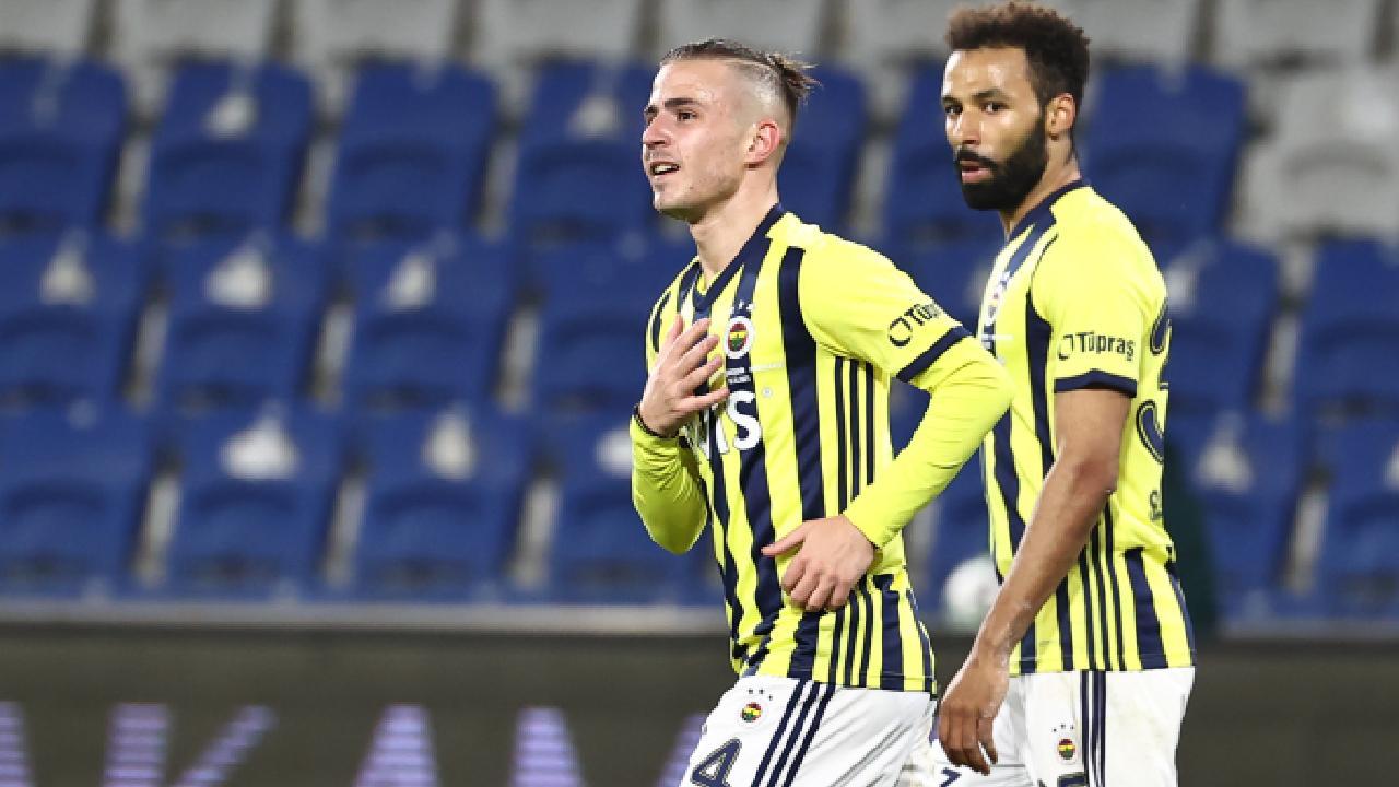 Fenerbahçe zirveye bir adım daha yaklaştı