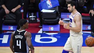 NBA'de Clippers'ı Furkanlı 76ers durdurdu