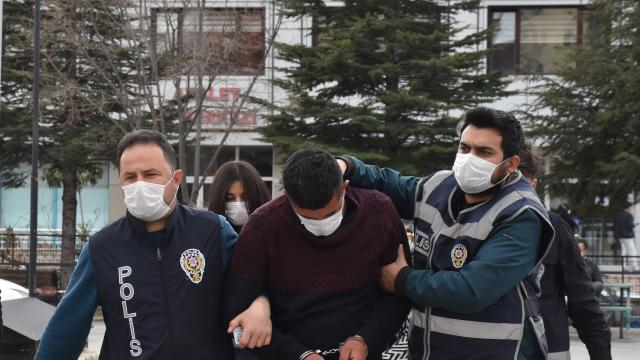 Gaziantepte uyuşturucu ticareti iddiasıyla 5 şüpheli tutuklandı