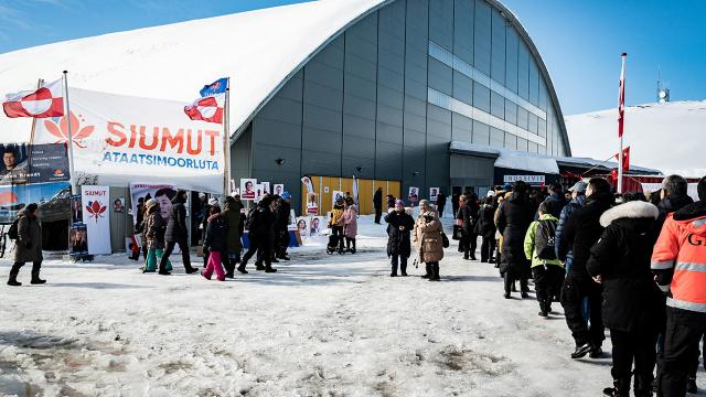 Grönlandda koalisyon hükümeti kuruluyor