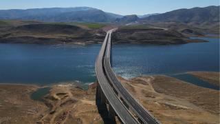 Hasankeyf-2 köprüsü hizmete açıldı