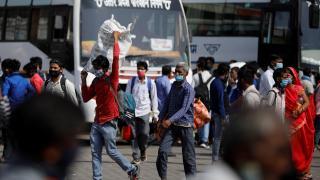 Hindistan'da günlük vaka sayısı en yüksek seviyede