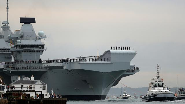 İngiltere, Karadenize 2 savaş gemisi gönderiyor