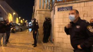 İsrail şiddeti sürüyor: Polisten Filistinli gençlere yine müdahale