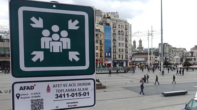 İstanbulda toplanma alanı sayısı 5 bin 599a ulaştı