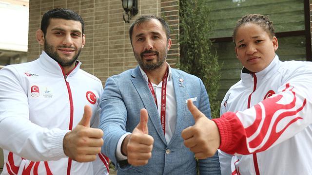 Avrupa Judo Şampiyonasında üçüncü kez 2 altın madalya