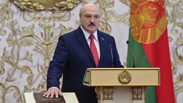 Lukaşenkoya suikast girişimi