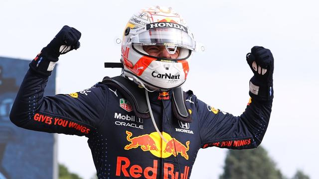 Emilia-Romagna Grand Prixsini Verstappen kazandı