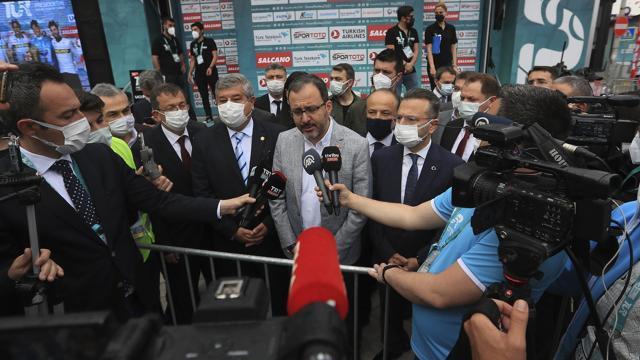 Bakan Kasapoğlu TUR2021i değerlendirdi