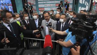 Bakan Kasapoğlu TUR2021'i değerlendirdi
