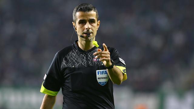 Galatasaray-Trabzonspor maçının hakemi belli oldu