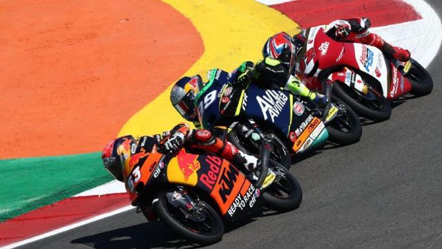 Milli motosikletçiler İtalya ve Portekizde yarıştı