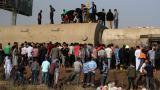 Mısır'da tren raydan çıktı: 100'den fazla yaralı