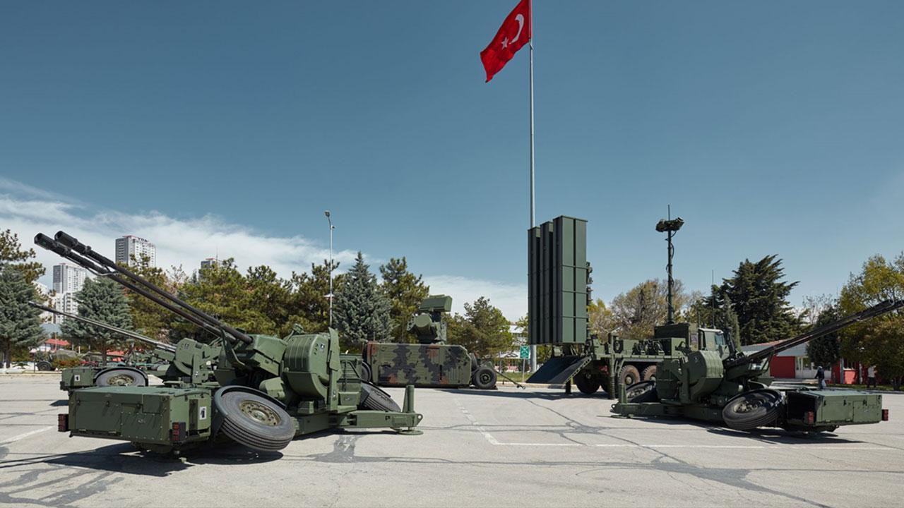 Yerli hava savunma sistemi TSK'ya teslim ediliyor