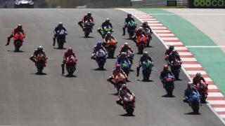 MotoGP Portekiz Grand Prix'sini Quartararo kazandı