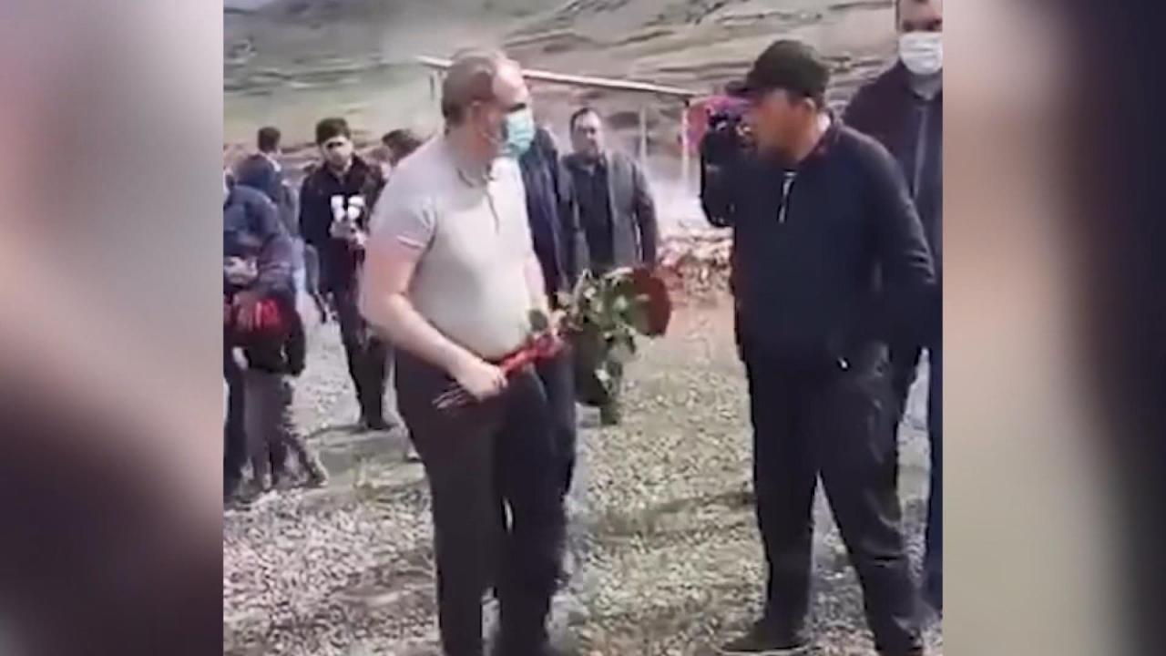Asker ailesinden Paşinyan'a tepki