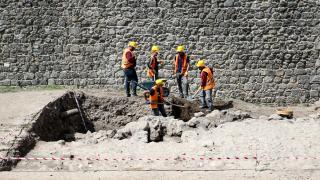 2 bin yıllık Roma yolu gün yüzüne çıkartılacak