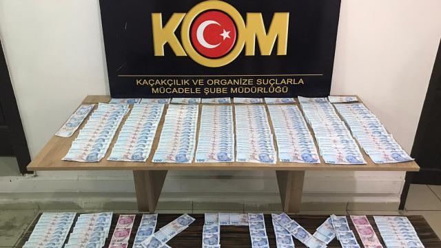 Piyasaya sahte para sürmeye çalışan şahıslar yakalandı