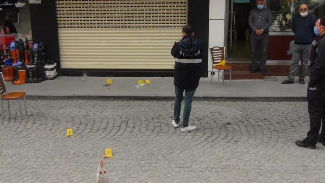 Konyada silahlı saldırıya uğrayan kuyumcu yaralandı