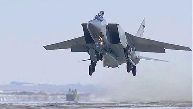 Rus savaş uçağı ABD ve Norveç devriye uçaklarını engelledi
