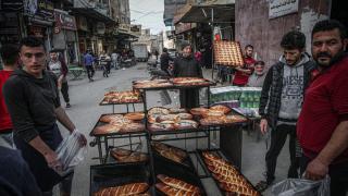 Suriyeliler Esed rejiminin hazırlandığı başkanlık seçimine karşı çıkıyor