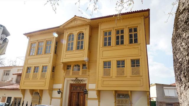 Atatürkün Seyit Onbaşı ile görüştüğü konak müze oldu