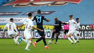 Trabzonspor'da düşüş devam ediyor