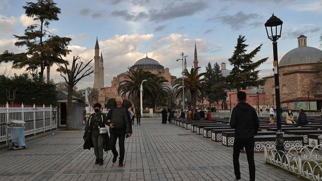 Türkiye, 2020 ve 2021in ilk 2 ayında 17 milyon turist ağırladı