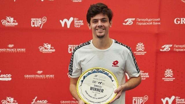 Milli tenisçi Yankı Erel Rusyada birinci oldu