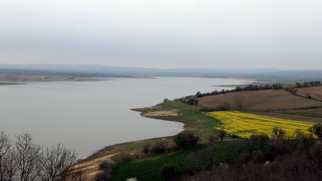Kuruyan Altınyazı Barajına Meriç Nehrinden su verildi