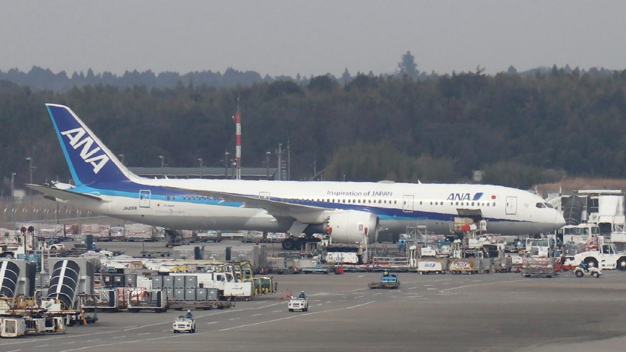 Pilotu bilincini kaybedince Japon ANAya ait kargo uçağı acil iniş yaptı