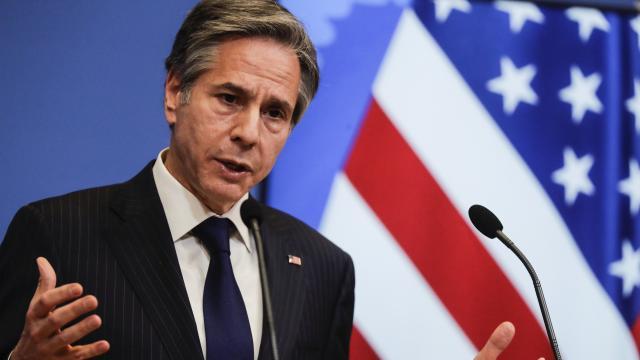 Blinken: Çin son yıllarda diğer ülkelere karşı daha saldırganca davranıyor