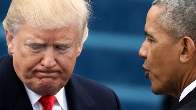 Dünya ABD başkanlarının hikayesini okudu
