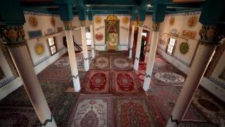 Tabea Antik Kenti'ndeki 6 asırlık cami ibadete açıldı