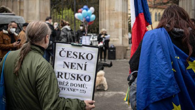 Çekyadan AB ve NATOya Rusyaya karşı dayanışma çağrısı