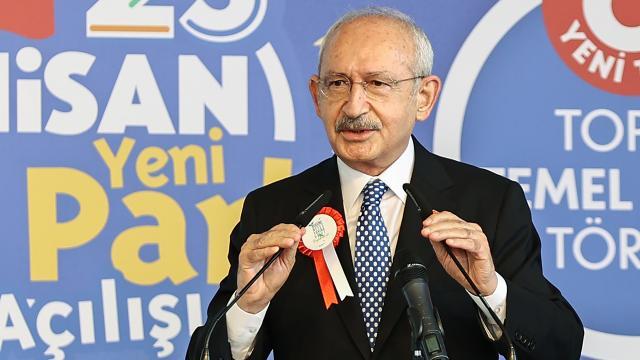 Kılıçdaroğlu: Gelecek nesillerin ibret alacağı kitabı hangi gerekçeyle yasaklarlar?