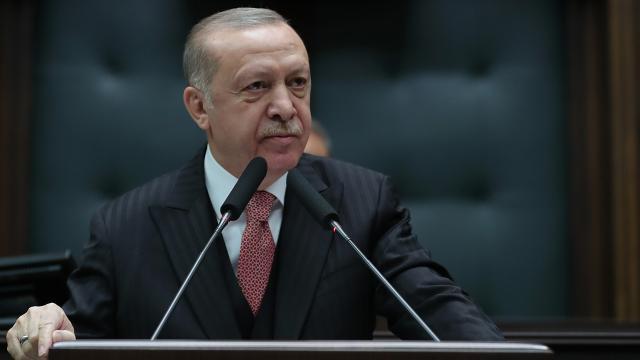 Cumhurbaşkanı Erdoğandan Kutül Amare mesajı