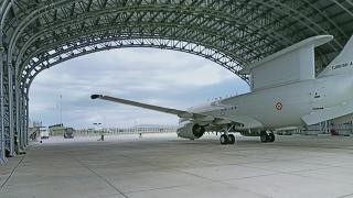"""""""Barış Kartalı"""" ilk defa başka bir NATO ülkesi hava sahasında görev icra etti"""