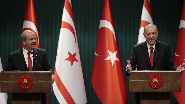 Cumhurbaşkanı Erdoğan ile Tatar bir araya gelecek