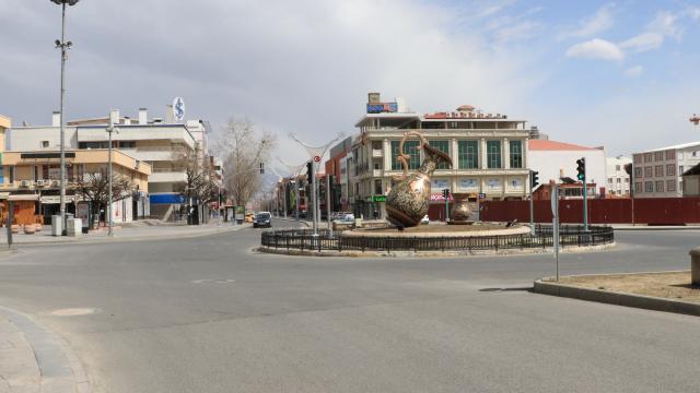 Vaka artışının görüldüğü Erzincanda yeni kısıtlamalar
