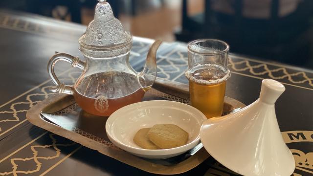 Fasta günlük hayatın vazgeçilmez lezzeti: Etey çayı