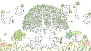 Google'dan 'Dünya Günü'ne özel doodle