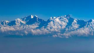 Zirve tutkunlarının gözdesi Himalaya Dağları