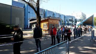 Hırvatistan'da Pfizer-BioNTech aşısına yoğun ilgi