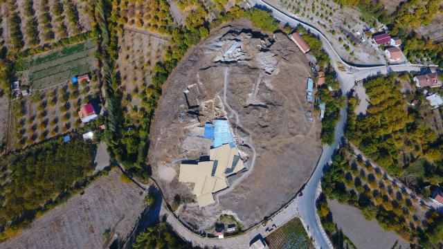 Arslantepe Höyüğü UNESCOnun kalıcı listesine aday